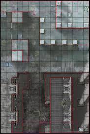 Map Of Gotham City Review Advance Review Wizkids Games Dc Heroclix No Man U0027s Land