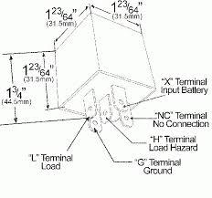 550 flasher wire diagram m939 turn signal wiring diagram