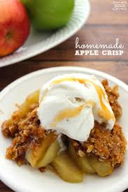 best 25 apple crisp ideas on crisps