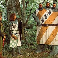 monty python and the holy grail and its arthurian antecedents