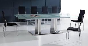 Glass Table Kitchen by Modern Glass Kitchen Table Elegant And Modern Kitchen Tables