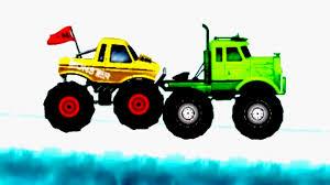 monster truck crash videos youtube monster truck racing for kids cartoon cars and trucks monster