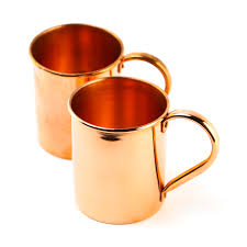 moscow mule mugs huckberry pair of moscow mule mugs 18 oz huckberry