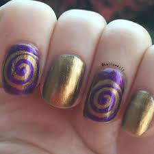 models own holochrome nail art collaboration with the nail and
