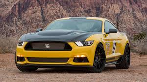 Mustang Yellow And Black 2015 16 Shelby Mustang Terlingua News And Price With Horsepower