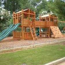 Cheap Backyard Playground Ideas Exterior Cool Gorilla Playset For Your Outdoor Backyard Ideas