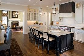 recessed lighting over fireplace miami pendant lights over kitchen traditional with open floor plan