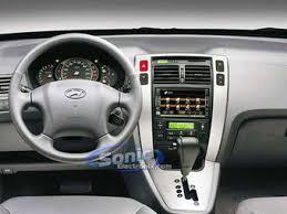 hyundai tucson navigation 2006 2009 hyundai tucson oem replacement car navigation monitor