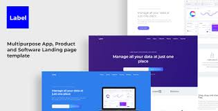 theme toko online landing page product templates from themeforest