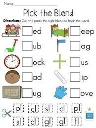 l blends worksheets pack worksheets scissors and students
