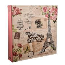 photo album that holds 500 pictures arpan large happy memories slip in ringbinder photo album