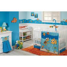 Nemo Bedding Set Disney Nemo 4 Crib Bedding Set Reviews Wayfair