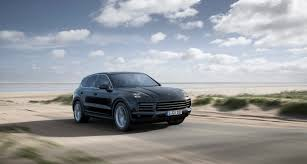 new porsche 2017 porsche cayenne 2018 are more models on the way the week uk