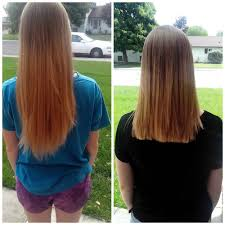 cut and inch off hair i cut 8 inches off my hair fav hair product tool video