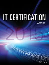 it certification catalog 2015 by john wiley and sons issuu