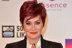 back view of sharon osbourne haircut sharon osbourne talks the view show lost its direction after