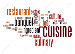 word for cuisine cuisine word cloud stock photo picture and royalty free image