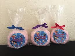 cotton candy party favor dc girl cotton candy party favors 12 cotton candy