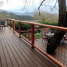 Banister Netting 4x4 Mesh Level Rail Panels By Wild Hog Railing Decksdirect