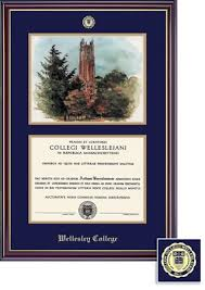 a m diploma frame diploma frames wellesley college bookstore