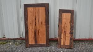 Reclaimed Kitchen Cabinet Doors Rustic Storage Cabinet With Doors 2nd Kitchen Cabinets