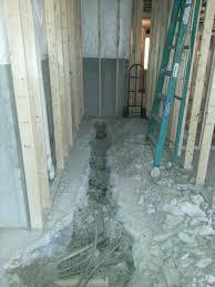 basement bathroom plumbing rough in diagram wpyzinfo