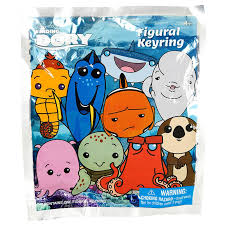 blind bags toys finding dory blind bag keychains disney products radar toys