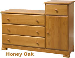Davinci Kalani Changing Table Changing Tables Changing Table Oak Da Vinci Kalani Combo Dresser