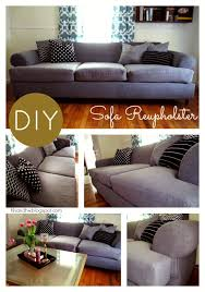 how to reupholster a sofa high heels and training wheels diy couch reupholster with a