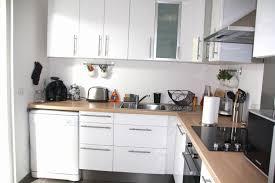 deco cuisine blanc et bois cuisine blanc et gris cuisine blanc et gris stunning deco