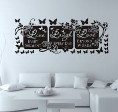 Designer Wall by Art Mermaid Picture More Detailed Picture About Live Laugh Love
