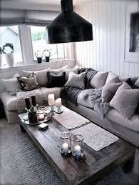 Living Rooms With Beautiful Use Of The Color Grey Grey Living - Grey living room decor