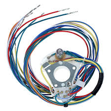 mustang electrical u0026 wiring mustang wiring harness cj pony parts