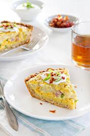 Quiche Recipe Ina Garten Potato Quiche My Baking Addiction