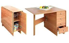 meuble cuisine avec table escamotable meuble de cuisine avec table escamotable table cuisine amovible