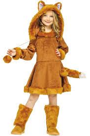 Eevee Halloween Costume Sweet Fox Child Costume Purecostumes