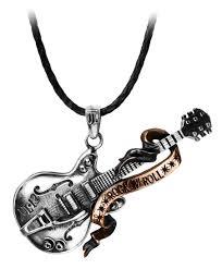 guitar necklace pendants images Unique pendants buy cool pendants rebelsmarket jpg