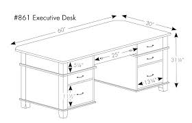 Office Desk Height Standard Office Desk Height Interque Co
