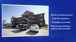 three and four bedroom apartments kirkwood village east and west