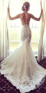 mermaid style wedding dress best 25 mermaid wedding dresses ideas on lace mermaid