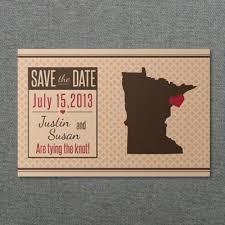 postcard save the date minnesota save the date postcard template print