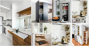 clever kitchen design clever kitchen designs that will save you some precious space
