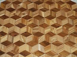 a hardwood floor that looks 3d from your own trees 11 steps