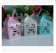 baby shower return gifts ideas favor gift box picture more detailed picture about 96 pcs lot