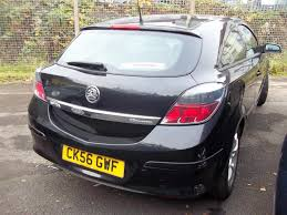 used 2006 vauxhall astra sxi 16v twinport for sale in mid