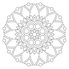 nativity coloring pages awesome projects printable mandala