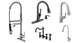 lowes replacement kitchen faucet parts faucets single handle moen