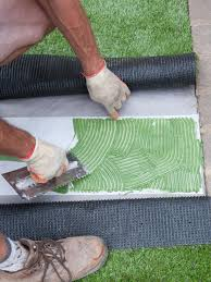 Lawn Care Programs For Do It Yourself How To Lay Artificial Turf How Tos Diy