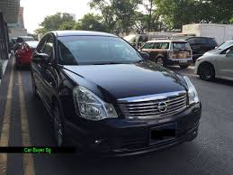 nissan sylphy nissan sylphy 1 5a car buyer sg the best place to buy cars in