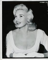 jayne mansfield 8x10 photo d4341 appears to be a proof ebay
